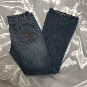 7 for all man kind A pocket jeans